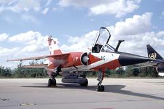 Mirage F1CR (Rob Schleiffert) Tags: dassault mirage florennes miragef1 reconnaissance frenchairforce