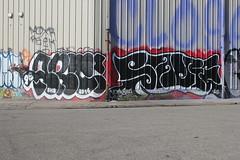 ART 96, SAVIE (nobammerman) Tags: oaklandgraffiti graffiti bhb awe voa qxf savek savie art96
