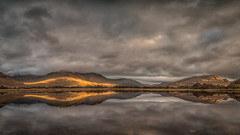 Molecules (rgcxyz35) Tags: glenstrae autumn stobmaol stronmilchan lochs argyllbute kilchurncastle scotland water glens reflections mountains morning dalmally lochawe clouds