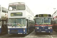 3081 (PL) F81 XOF (WMT2944) Tags: 3081 f81 xof mcw metrobus mk2a wmpte west midlands travel