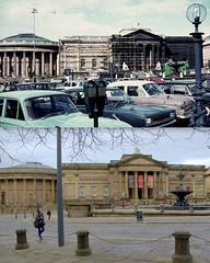William Brown Street, 1968 and 2016 (Keithjones84) Tags: liverpool oldliverpool thenandnow history localhistory merseyside rephotography