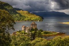 Eilean Donan Castle 3 (jmachoo) Tags: eileandonan castle dornie scotland loch lochduich kyleoflochalsh landscape scenic tourism architecture