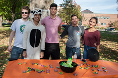 Students and Community Celebrate Halloween (Knox College) Tags: knoxcollege students candy community kids fraternity studentshalloween2016467557 halloween