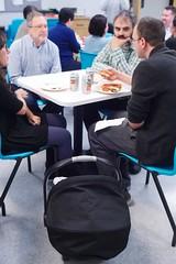 1451 Baby Center (mliu92) Tags: santaclara work friends pizza