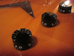 Day 327:  dials (Mark.Swanson) Tags: electric guitar dean zx volume