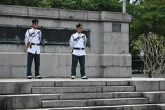 Img557604nx2 (veryamateurish) Tags: singapore remembranceday armisticeday wreathlaying cenotaph padang connaughtdrive singaporecricketclub