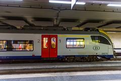 Station Schuman (saigneurdeguerre) Tags: canon 5d mark iii 3 europe europa belgique belgi belgium belgien belgica bruxelles brussel brussels brssel bruxelas ponte antonioponte aponte ponteantonio saigneurdeguerre eos station gare metro subway schuman sncb stib mivb