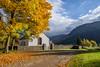 Glen Lyon (Sarah-86) Tags: glenlyon perthshire highlands scotland autumn colours church landscape trees nikond810 nikonafs247028vr