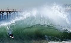 IMG_0180 (supercrans100) Tags: seal beach so calif beaches big waves backwash surfing bodysurfing bodyboarding skimboarding