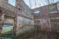 Lost Place, Baal, Germany (Malik_Braun) Tags: lost place abandonned abbruch deutschland germany 2016 kreis heinsberg hückelhoven weitwinkel wideangle