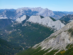 Sulphur Skyline (JP Roca) Tags: sulphurskyline canada nationalparksofcanada jasper banff landscape lakelouise mamiyaafd645 phaseonep25 phaseone mediumformat captureone8 captureone 150mm mamiya150mmf35