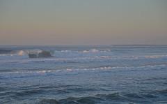 DSC_4139 (mrsdyvz) Tags: sun portugal aveiro nikon d3200 sundown portrait model beach sand sea ocean water waves glasses rock silhouttes horizon harmony sky blue clouds costa nova praia