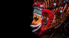 Theyyam 2017 (ayashok photography) Tags: ayp4951 theyyam kerala culture hindu hinduism cwc chennaiweekendclickers thaliparamba kannur