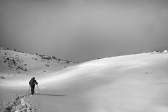 """The wonderful things in life are the things you do, not the things you have."" (Christos Kapnisis Ace) Tags: parnitha hiking greece blackandwhite"