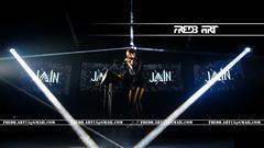 9.Jain by FredB Art 24.11.2016 (Frdric Bonnaud) Tags: 24112016 jain lemoulin fredb art fredbart fredericbonnaud marseille 2016 music concert live band 6d canon6d livereport musique