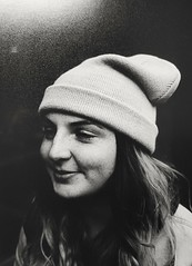 20161205 35mm (ElleGodfree) Tags: 35m 35mm film portrait portraits analog blackandwhite ilford canon vintage