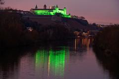 Green Fortress (mattrkeyworth) Tags: festungmarienberg green fortress würzburg rivermain ilce7r2 sonya7rii sel70200g