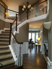 Open Rail Stair System