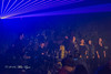 Festival of Light and Sound - 2 (trethurffe2001) Tags: soundoflightensemble biodome biome charity chinaclay cornwall edenproject education elysium england indoors kernow laser light mediterranean music quarry show singers staustell unitedkingdom gb