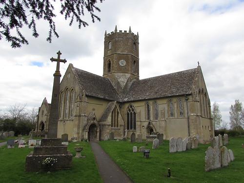 Uffington: Church of St Mary (Oxfordshire)