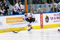 "Missouri Mavericks vs. Alaska Aces, December 17, 2016, Silverstein Eye Centers Arena, Independence, Missouri.  Photo: John Howe / Howe Creative Photography • <a style=""font-size:0.8em;"" href=""http://www.flickr.com/photos/134016632@N02/31755689455/"" target=""_blank"">View on Flickr</a>"