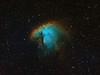 NGC 281 - The Pacman Nebula (AllAboutRefractors) Tags: nebulae nebula refractor tec110 telescopes astrophotography astronomy