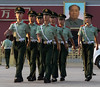 On Patrol (Hairball9) Tags: china beijing tiananmensquare soldiers military guards marching patrol