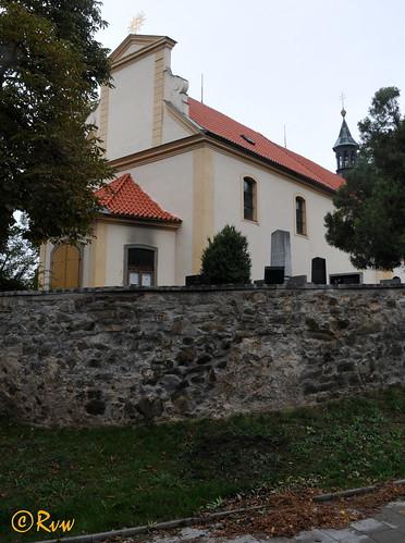 Kostel Nanebevzetí Panny Marie -- Modřany Prague 4 (12)