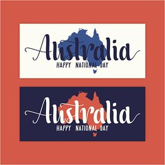 free vector Happy Australia Day 26 January Banners set (cgvector) Tags: 26 australia badge banner british calligraphic canberra celebration constitution country day democracy democratic election empire festival flag flat freedom government grunge happy holiday honor independence island january justice liberation nation national new ocean oceania old pacific patriot pattern peace poster religion sign state strength symbol typographic vector victory vintage white