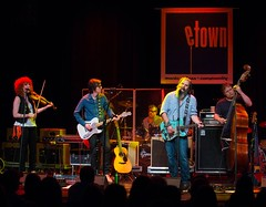 Steve Earle / Joe Purdy (etownradioshow) Tags: hall steve joe purdy earle etown