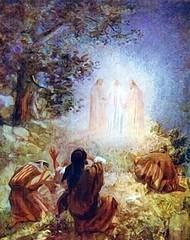 Gospel of St. Matthew 17 1-8 - Jesus was transfigured on Mount Tabor - By Amgad Ellia 13 (Amgad Ellia) Tags: st by was matthew jesus mount tabor 17 18 gospel amgad ellia transfigured