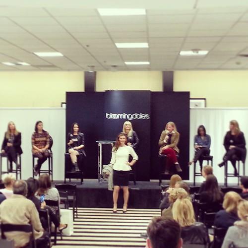 #Bloomingdales #fallfashion #fallcollection #fashion #fashionshow #models