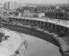 crescent 1964 (kersalflats) Tags: history manchester greater local salford
