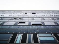 coded (mahohn) Tags: windows abstract reflection architecture facade deutschland fenster hamburg 43 fassade fujix10