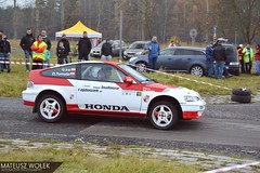 DSC_0177 (Mateusz Woek) Tags: november autumn sc race honda fiat rally 9 racing renault cc subaru civic tor sprint impreza lancer integra smt mitsubishi peugeot opel corsa cinquecento listopad tychy seicento 2014 azt kjs rallysprint listopada testowy jesienny fiata