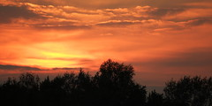 Sunset 8th September 2014 022 (Harvey Young) Tags: sunset sunsets romanticsunset