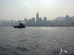 "Hong Kong Island from the Star Ferry. • <a style=""font-size:0.8em;"" href=""http://www.flickr.com/photos/91148983@N00/15198127884/"" target=""_blank"">View on Flickr</a>"