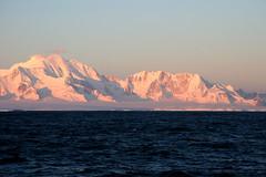 Alexander Island Antarctica, at dawn. (Mark Brandon) Tags: antarctica antarcticpeninsula alexanderisland