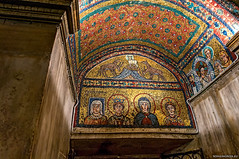 """Basilica di Santa Prassede • <a style=""""font-size:0.8em;"""" href=""""http://www.flickr.com/photos/89679026@N00/15215965113/"""" target=""""_blank"""">View on Flickr</a>"""