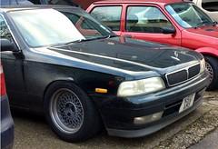 1996 NISSAN LAUREL MEDALIST 25 4WD SGX (756) (geccove) Tags: nissan 1996 4wd 25 laurel ams sgx medalist