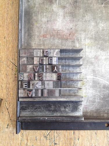"letterpress tests for ebb & flow • <a style=""font-size:0.8em;"" href=""http://www.flickr.com/photos/61714195@N00/15285040747/"" target=""_blank"">View on Flickr</a>"