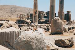 Perspolis (witharmita) Tags: history ruins iran abandonedbuildings perspolis shīrāz