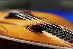 good vibrations   EXPLORE 10/11/2014 (LotusMoon Photography) Tags: music color macro lensbaby mandolin explore violin instrument strings sweet35