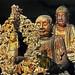 Le Bouddha enfant, Maitreya et Amitabha (musée Guimet)