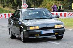Renault 21 (alex73s https://www.facebook.com/CaptureOfAlex?pnr) Tags: auto old classic car french automobile european 21 francaise voiture renault coche oldcar macchina rallye ancienne montagnole