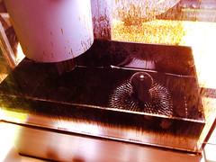 "Ferromagnetic Fluid in porcupine shape • <a style=""font-size:0.8em;"" href=""http://www.flickr.com/photos/34843984@N07/15360188119/"" target=""_blank"">View on Flickr</a>"