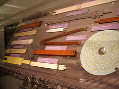 "Dozen of Wooden Slide Rules • <a style=""font-size:0.8em;"" href=""http://www.flickr.com/photos/34843984@N07/15360727250/"" target=""_blank"">View on Flickr</a>"