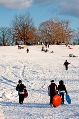IMG_5947 (Pittsburgh Photography) Tags: snow oakland pittsburgh schenleypark ppc sledriding