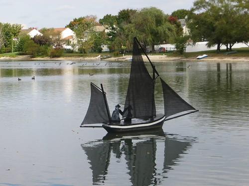 sculpture art statue newjersey model folkart hamilton spoof groundsforsculpture
