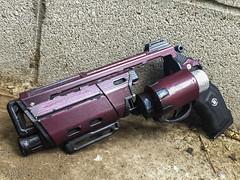Tags 3d gun hand duke replica destiny impact cannon thorn props
